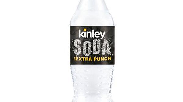 Kinley Sparkling Water - Club Soda 750 ML