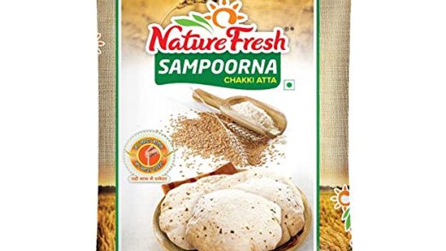 Naturefresh Sampoorna Chakki Atta5kg