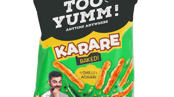 Too Yumm Karare Chilli Achari80gm