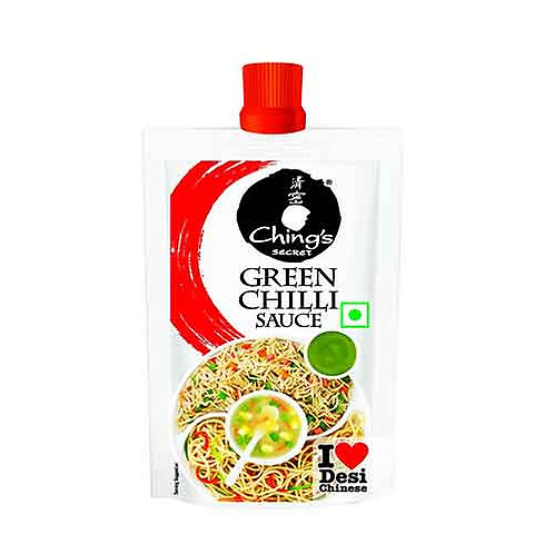 Ching's Secret Green Chilli Sauce