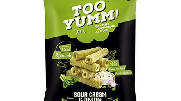 Too Yumm Veggie Stix Sour Cream and Onion40gm