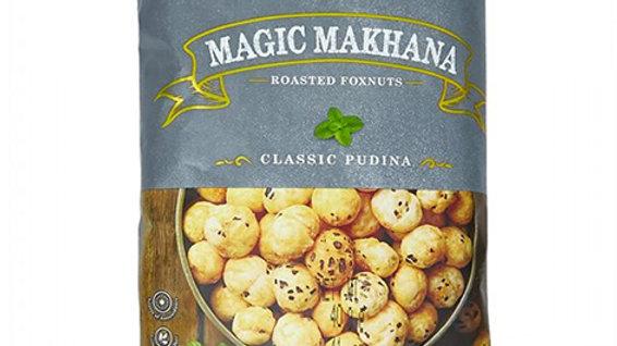 Haldiram Makhana - Classic Pudina30gm