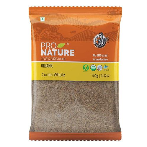 Pro Nature Organic Cumin Whole