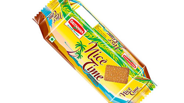 Nice Time Sugar Showered Coconut Biscuit150gm