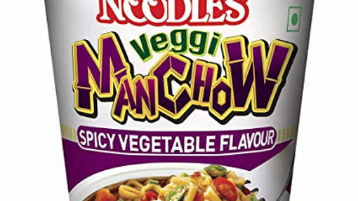 Nissin Cup Noodles Spicy Vegetable Flavour70gm