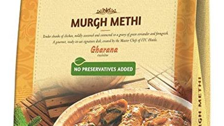 Kitchen of India Murg Methi285gm
