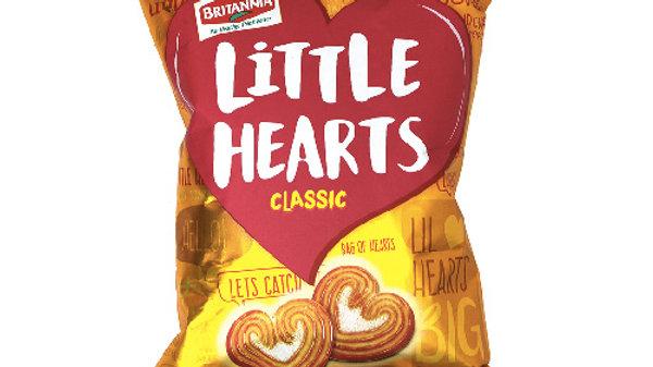 Britannia Little Hearts75gm