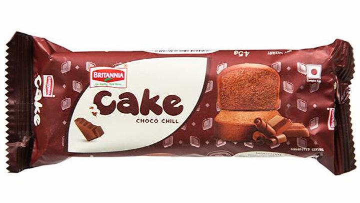 Britannia Choco Chill Cake70gm