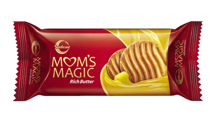 Moms Magic Rich Butter66gm