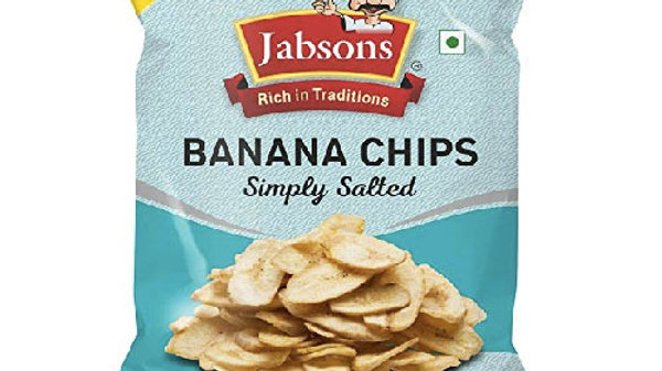 Jabsons Foods Banana Chips150gm