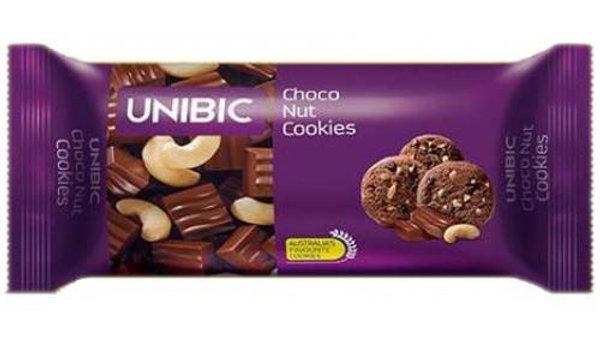 Unibic Choco Nut Cookies75gm