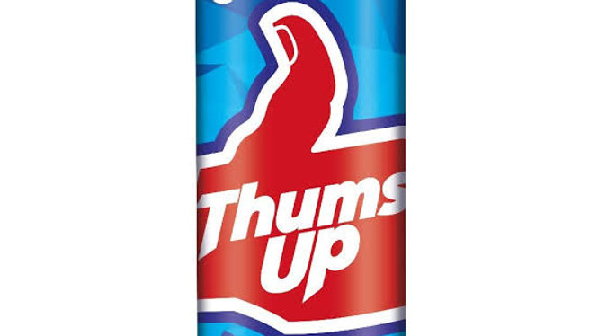 Thums up Pop Can180ml
