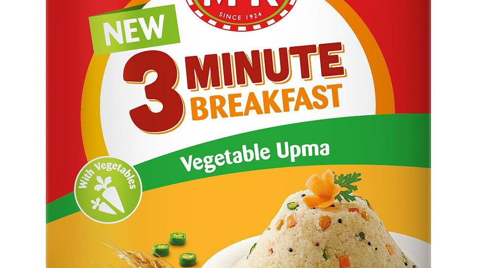 MTR Vegetable Upma 3 mins60gm