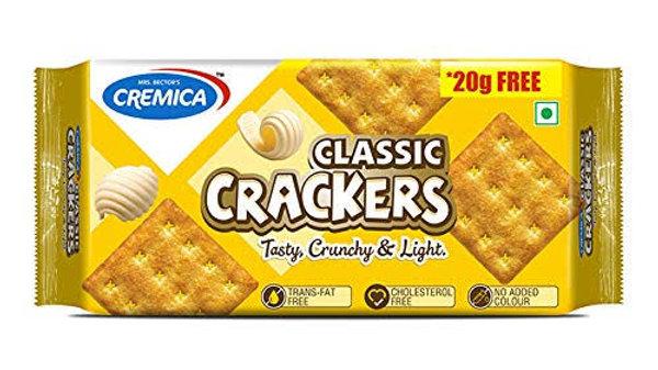 Cremica Classic Crackers100gm