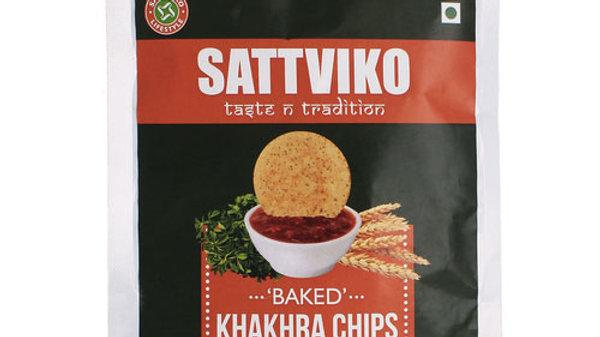 Sattviko Methi Khakra40gm