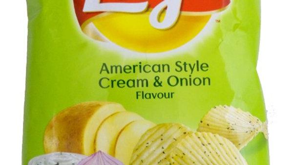 Lays American Style Cream30gm