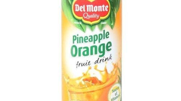 Del Monte Pineapple Orange Fruit Drink240ml