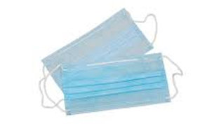 Disposable Clinical Face Masks5pc