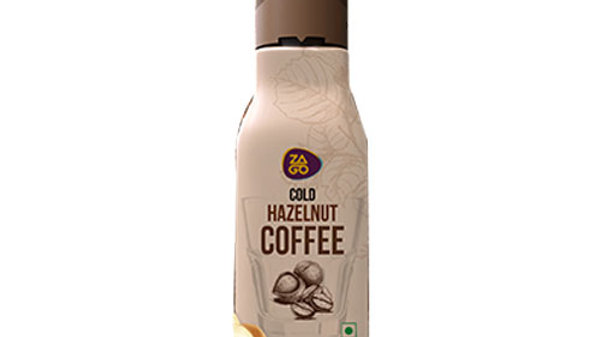 Zago Cold Hazelnut Coffee250ml