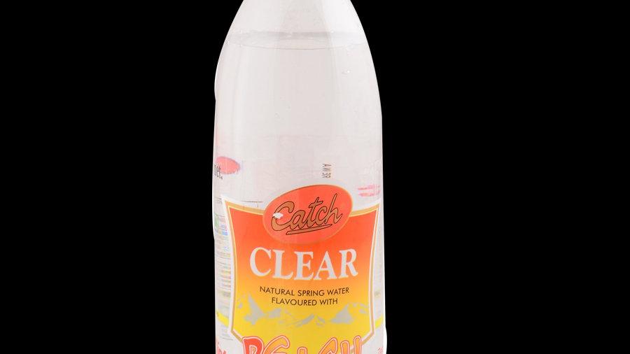 Catch Flavoured Water - Peach 750 ML