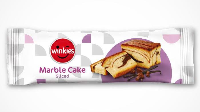 Winkies Marble Cake- Sliced120gm
