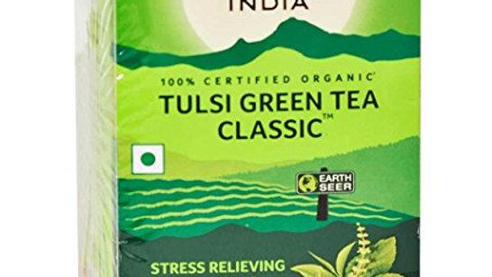 Organic India Tulsi Green Tea 30 GM