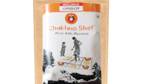 Chakhana Shot Roasted Cashew Achari18gm