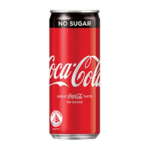 Coca Cola Diet - Can