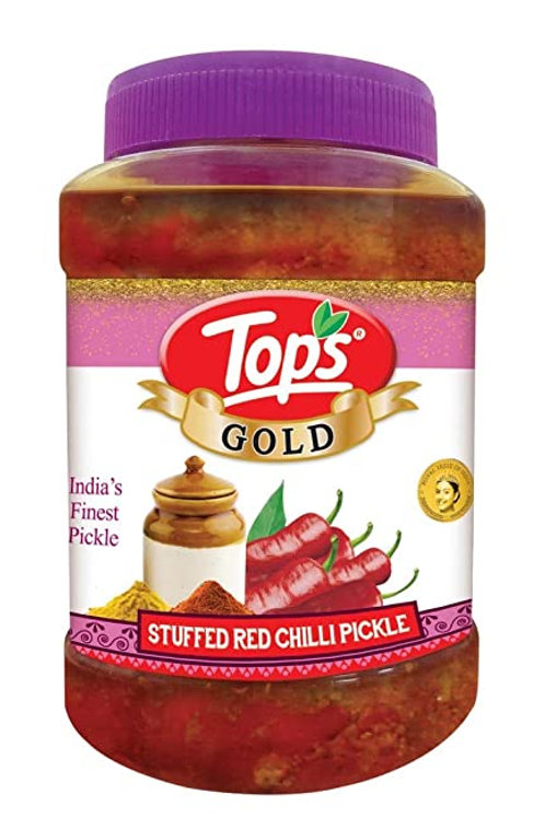 Tops Red Chilli Pickle