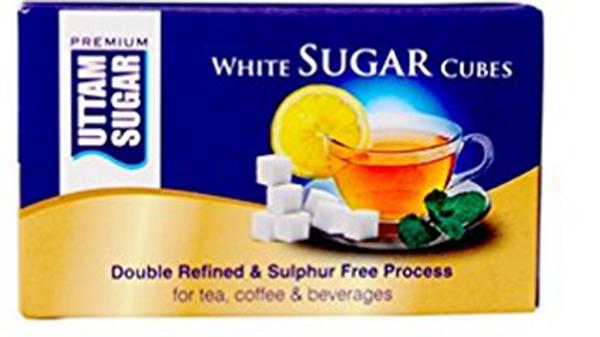 Uttam sugar White Sugar Cubes 500 GM