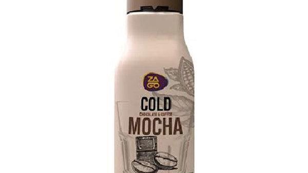 Zago Cold Chocolate and Coffee mocha250ml