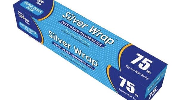Silver wrap Silver Foil 250 GM