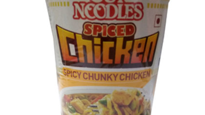 Nissin Cup Noodles Spicy Chunkey Chicken70gm