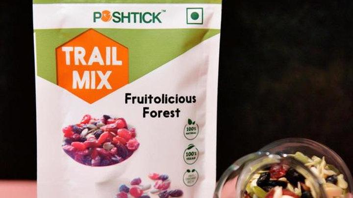 Poshtick Trail Mix Fruitolicious Forest40gm