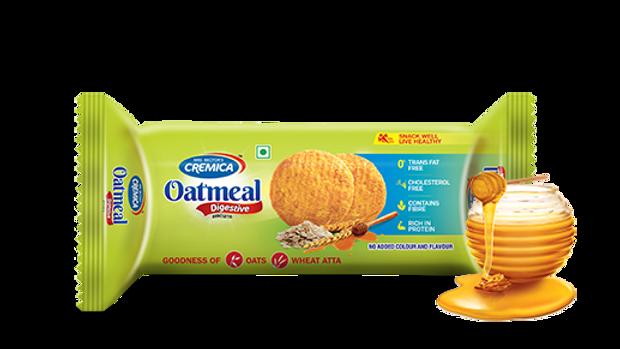 Cremica Oatmeal Digestive Biscuits150gm