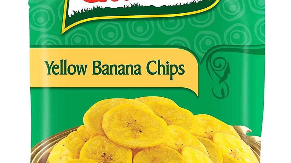 Garden Yellow Banana Chips90gm