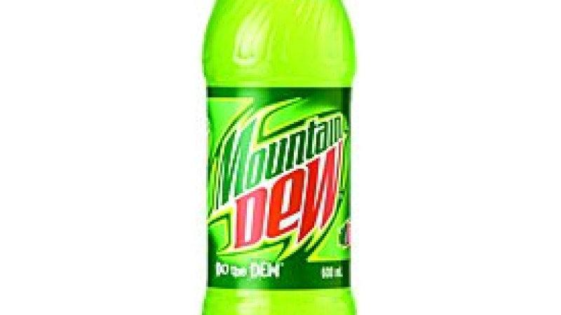 Mountain Dew Green750ml
