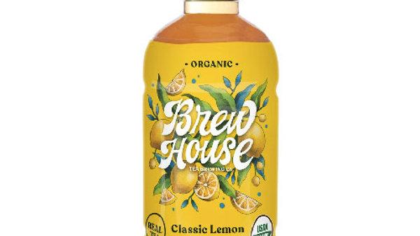 Brew House Organic Classic Lemon Ice tea300ml
