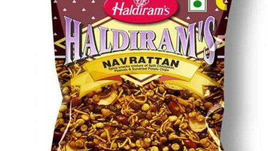 Haldiram Navratan Mixture90gm