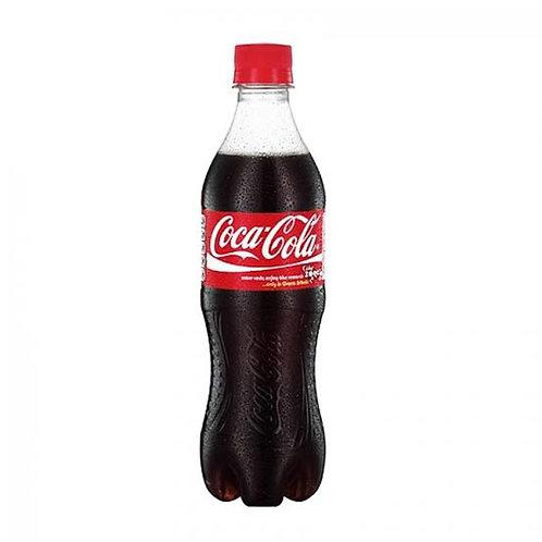 Coke Pet Bottle