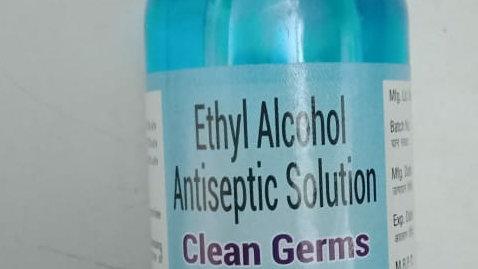 Ethyl Alcohol Antiseptic Hand Sanitizer100ml