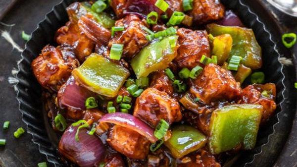 Hoi Store Chili Paneer120 gm gravy + 40 gm paneer + 50 gm veggies210gm