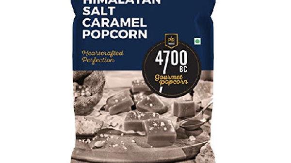 4700 BC Himalayan Salt Caramel Popcorn20gm