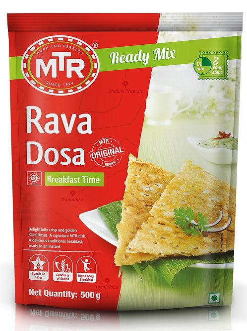 MTR Breakfast Mix- Rava Dosa