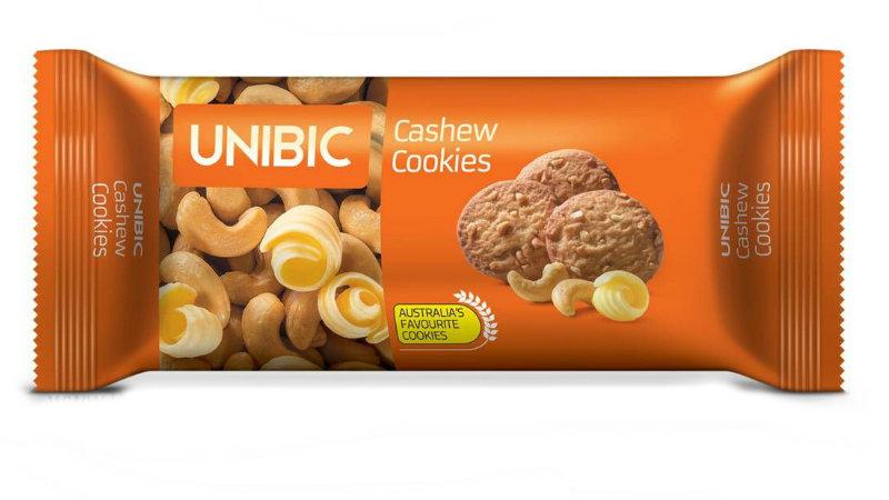 Unibic Cashew Cookies75gm