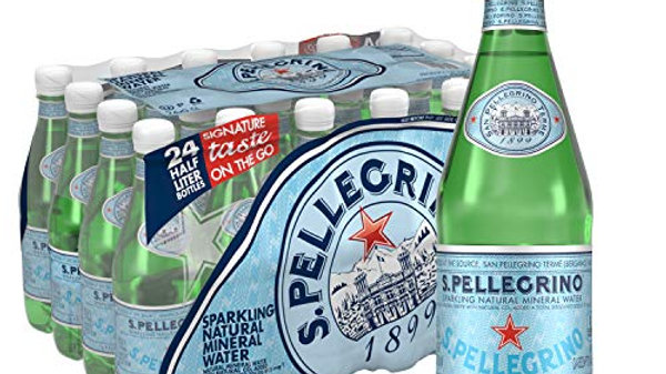 S. Pellegrino Carbonated Water 750 ML