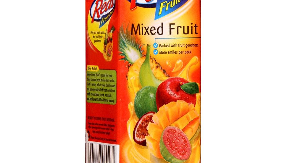 Real Mixed Fruit Juice200ml