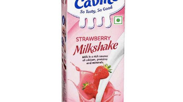 Cavin Milkshake - Strawberry180ml