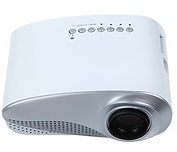 PHILIPS RD802 Mini LED Projector 3D