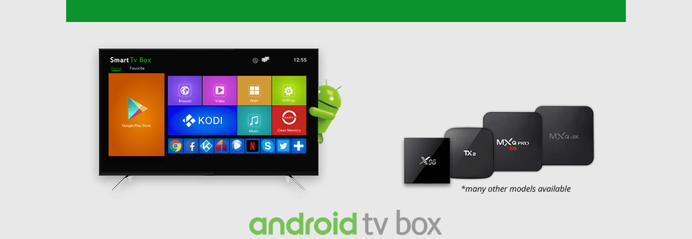Android Tv Banner